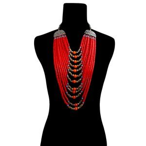 Jewelry - 2 LEFT! HANDCRAFTED! Drifted Lady Necklace